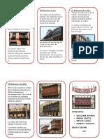 Balcones Colonilales de Lima