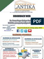 Drawback Web- Taller Aduanas