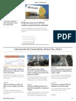 Mercados - Diario Financiero