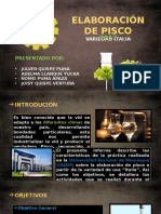diapositivas Pisco