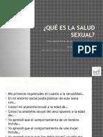 Qué Es La Salud Sexual