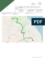 Ruta Alterna de Xalapa Veracruz de Ignacio de La Llave a Xalapa Veracruz de Ignacio de La Llave