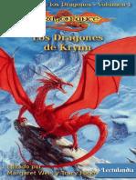 Los dragones de Krynn - Nancy V. Berberick.pdf