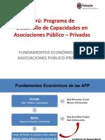 Fundamentos Económicos de APPs -1