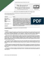 Uma Análise Da Situação Financeira Da Indústria Brasileira de Aviação Civil