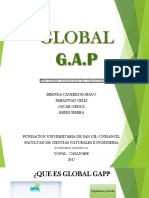 Expo GLOBAL Gap Final