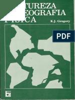 Gregory - A Natureza Da Geografia Fisica (COMPLETO)