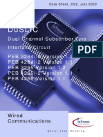 PEB4265-Infineon Technologies Corporation