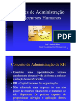 RH Nocoes de ADM RH