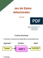 SQL Functions v3