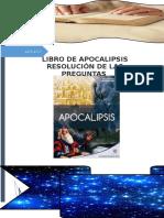 Libro de Apocalipsis