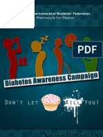 18. EPSF Diabetes Awareness Campaign NL