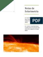 2012 Notas Del Curso de Solarimetría (2)
