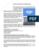 Organización de Aviación Civil Internacional - Tp Aeronautico