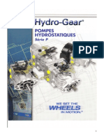 10 Bp Revision Pompe Hydro Gear