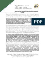 PONENCIA | Ponencia de Fensuagro sobre Reforma Rural Integral