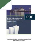 Exportaciones Del Cauca