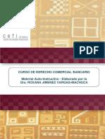 Manual Autoinstructivo Del Curso Sobre Derecho Comercial Bancario