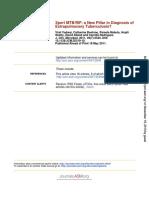Xpert MTBRIF a New Pillar in Diagnosis EPTB