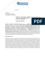 INTERVENCIÓN | Intervención CODHES Decreto 902 de 2017