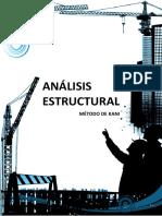 Método de Kani - Análisis Estructural