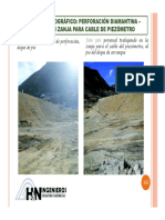 Registro Fotografico - Instrumentacion Presa 02