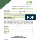 FORMATO 5. Formato de Asignación de Opción y Jurado1