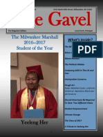 the gavel magazine