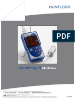 Huntleigh Smartsigns Mp1r