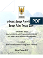 2. Energy Projection and Policy R KEN 2050 by HDI