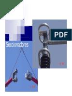 Seccionadores - Tipos de Abertura