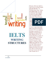 Ielts Writing Structures