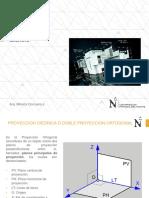 Sem_2 Proyeccion Diedrica o Proyeccion Ortogonal