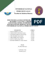 Informe 1 Dr Tello Fisio
