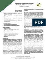 LPractica 10. Motor de Inducción Medidas Preliminares (2)