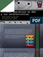 Sistemas Operativos en RED y Sus Características