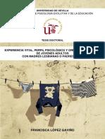 Experiencia vital, perfil psicológico y orientación sexual de jóvenes adultos con madres lesbianas o padres gays - Tesis (Francisca López Gaviño).pdf