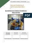 Blower k430 Snh60 Overhaul Procedure
