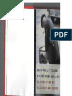137130821 Fitoussi Rosanvallon La Nueva Era Desigualdades