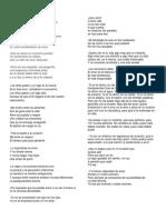 Fragmentos de Poemas