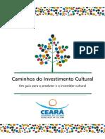 Caminhos Do Investimento Cultural