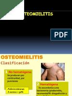 OSTEOMIELITIS PLUS medica.ppt