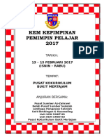 Kertas Kerja Kursus Kepimpinan Pengawas