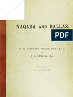 Naqada and Ballas Petrie and Quibbel 1895