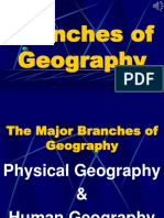 5 themes - branches of geography honors