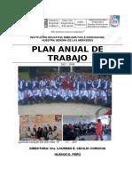 Plana Anual 2017 - Institución Educativa Emblemática Nuestra Señora de las Mercedes Huánuco