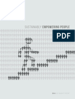 Sustainability Report 2014 English