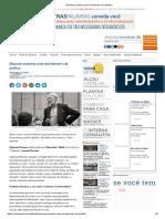 Bauman Examina Crise Da Internet e Da Política