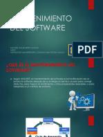 Mantenimiento Del Software 2.0