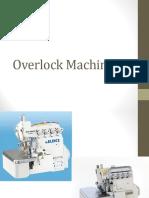 Overlock Machine